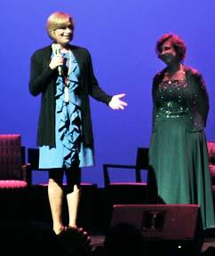 Jill and Dana
